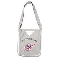 Washington Wizards NBA Hoodie Crossbody Bag