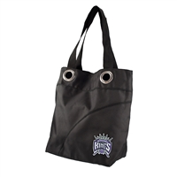 Sacramento Kings NBA Color Sheen Tote (Black)