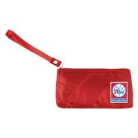 Philadelphia 76ers NBA Color Sheen Wristlet (Light Red)