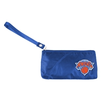 New York Knicks NBA Color Sheen Wristlet (Royal)