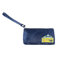 Denver Nuggets NBA Color Sheen Wristlet (Navy)