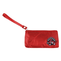 Toronto Raptors NBA Color Sheen Wristlet (Light Red)