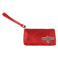 Houston Rockets NBA Color Sheen Wristlet (Light Red)