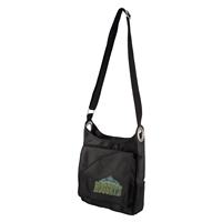 Denver Nuggets NBA Sport Noir Sheen Cross-body