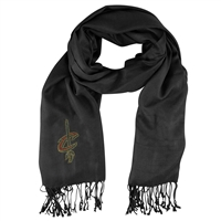 Cleveland Cavaliers NBA Black Pashi Fan Scarf