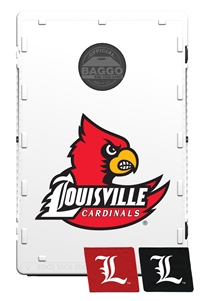 University of Louisville Cardinals Bag Toss Game by Baggo