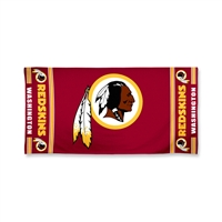 Washington Redskins NFL Beach Towel (30x60)