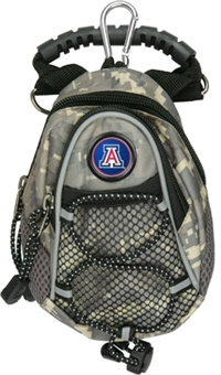 Arizona Wildcats Mini Day Pack - Camo