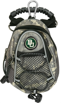Baylor Bears Mini Day Pack - Camo