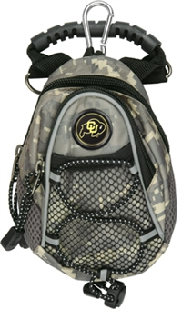 Colorado Buffaloes Mini Day Pack - Camo