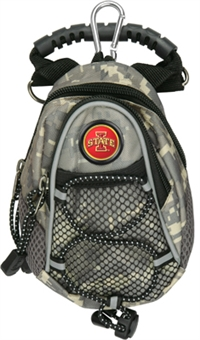 Iowa State Cyclones Mini Day Pack - Camo