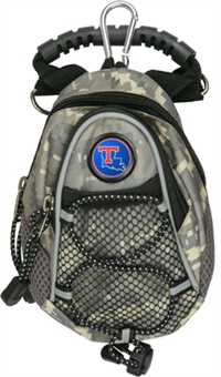 Louisiana Tech Bulldogs Mini Day Pack - Camo