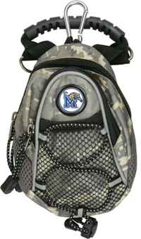 Memphis Tigers Mini Day Pack - Camo