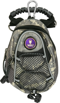 Northwestern State University Demons Mini Day Pack - Camo