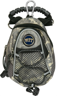 Pittsburgh Panthers Mini Day Pack - Camo