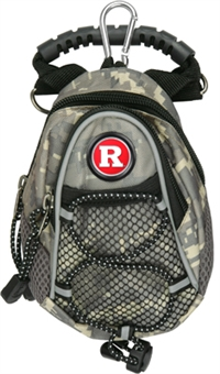 Rutgers Scarlet Knights Mini Day Pack - Camo