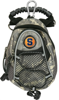 Syracuse Orange Mini Day Pack - Camo