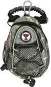 Texas Tech Red Raiders Mini Day Pack - Camo