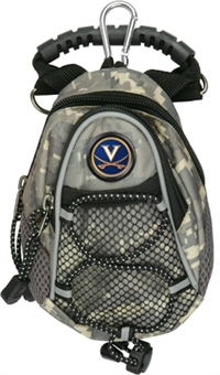 Virginia Cavaliers Mini Day Pack - Camo