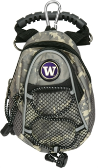 Washington Huskies Mini Day Pack - Camo