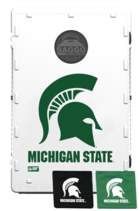 Michigan State Spartans Bag Toss Game by Baggo