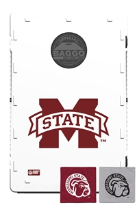 Mississippi State Bulldogs Bag Toss Game by Baggo