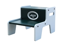 New York Jets Two Step Stool