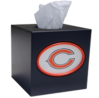 Chicago Bears Tissue Box Cover