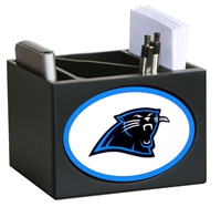 Carolina Panthers Desktop Organizer