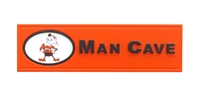 Fan Creations Cleveland Browns Man Cave Plaque