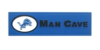 Fan Creations Detroit Lions Man Cave Plaque