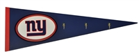 New York Giants Pennant with Hooks