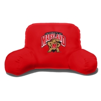 Maryland Terps NCAA Bedrest Pillow