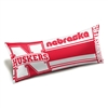 Nebraska Cornhuskers NCAA Full Body Pillow (Seal Series) (19x48)