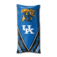 Kentucky Wildcats NCAA Folding Body Pillow