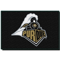 "Purdue Boilermakers NCAA Tufted Rug (59x39"")"""