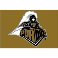 "Purdue Boilermakers NCAA Tufted Rug (30x20"")"""