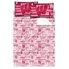 Wisconsin Badgers NCAA Full Sheet Set (Anthem Series)