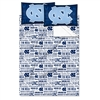 North Carolina Tar Heels NCAA Full Sheet Set (Anthem Series)