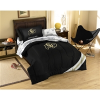 Colorado Golden Buffaloes NCAA Bed in a Bag (Twin)