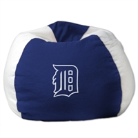 Detroit Tigers MLB Team Bean Bag (102 Round)""
