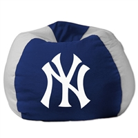 New York Yankees MLB Team Bean Bag (102 Round)""