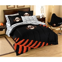 San Francisco Giants MLB Bed in a Bag (Full)