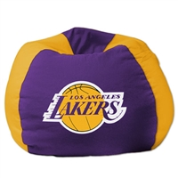 Los Angeles Lakers NBA Team Bean Bag (96 Round)""