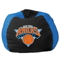 New York Knicks NBA Team Bean Bag (102 Round)""
