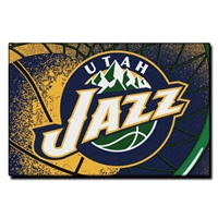 "Utah Jazz NBA Tufted Rug (59x39"")"""