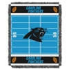 Carolina Panthers NFL Triple Woven Jacquard Throw (Field Baby Series) (36x48)