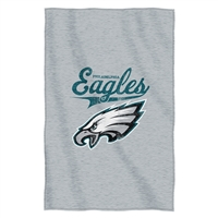 Philadelphia Eagles NFL Sweatshirt Throw