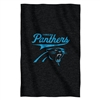 Carolina Panthers NFL Sweatshirt Throw