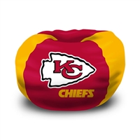 Kansas City Chiefs NFL Team Bean Bag (102 Round)""